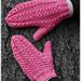 Tress Mittens pattern