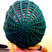 Spider Web Slouchy Hat pattern