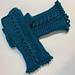 Star Stitch Fingerless Mitts pattern