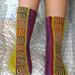 Steinmeier Socks pattern