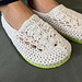 Women's Vacation Shoes pattern