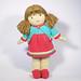 Summer Josie Doll pattern