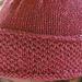 Honeycomb Hat pattern