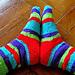 As meias mais simples do mundo pattern