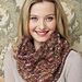 Cable Textures Cowl pattern