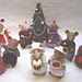 Dickensian Party Mice (Indoor) pattern