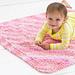 Cuddle Bug Baby Blanket pattern