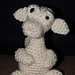 Baby Snow Dragon pattern