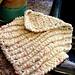 Flo/Blo Textured Crocheted Dishcloth pattern