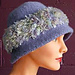 Felted Cloche Hat pattern