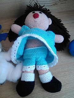 Crochet Molly Doll Pictures, Photos, and Images for Facebook ... | 320x240