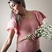 Ruffled Romance Sweater pattern
