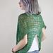 Split Back Cardi pattern