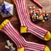 Bertie Bott's Every Flavor Socks pattern