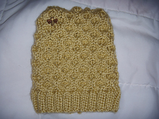 Honeycomb Baby Hat