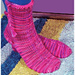 Turkish-Style Toe-Up Socks pattern