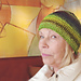 Kim's Learn-to-Knit Hat pattern