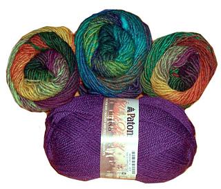 Rae;s Color Choices