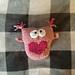 Knit Heart Owl pattern