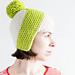 Bicolor Hat pattern