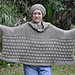 Basketweave Poncho pattern