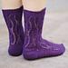 Flight Socks pattern