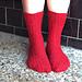 Wayward Socks pattern