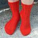 Tiberius Socks pattern