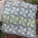 Whirling Pinwheels Blanket pattern
