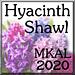 Hyacinth Shawl pattern