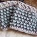 Bubble Boot Cuff pattern