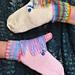 Aurora Unicorn Mittens DK pattern