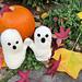 Boo & Spook mittens pattern