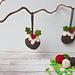 Christmas Pudding Tree Decoration pattern