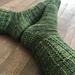Cobra Socks pattern