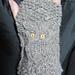 Great Horned Owl Wristlets pattern