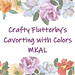 Cavorting with Colors MKAL pattern
