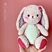 Velvet Bunny pattern
