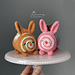Bunny Roll Cake pattern