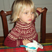 Seamless Yoke Basic Sweater - Child pattern