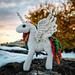 Pony (Pegasus Unicorn Alicorn) pattern