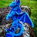 Elemental Water Dragon pattern