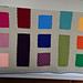 Rainbow Block Blanket pattern