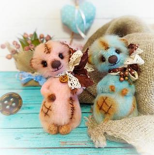 Free Crochet Bear Patterns – Amigurumi Patterns   Crochet bear ...   320x318