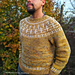 Sweater Julio pattern