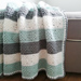 Diamond Bobble Blanket pattern
