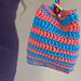 Swirl Box Project Bag pattern