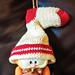 Crochet Sock Bandit Hat pattern