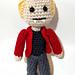 Spike from Buffy pattern