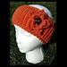 Ribbed Headband pattern